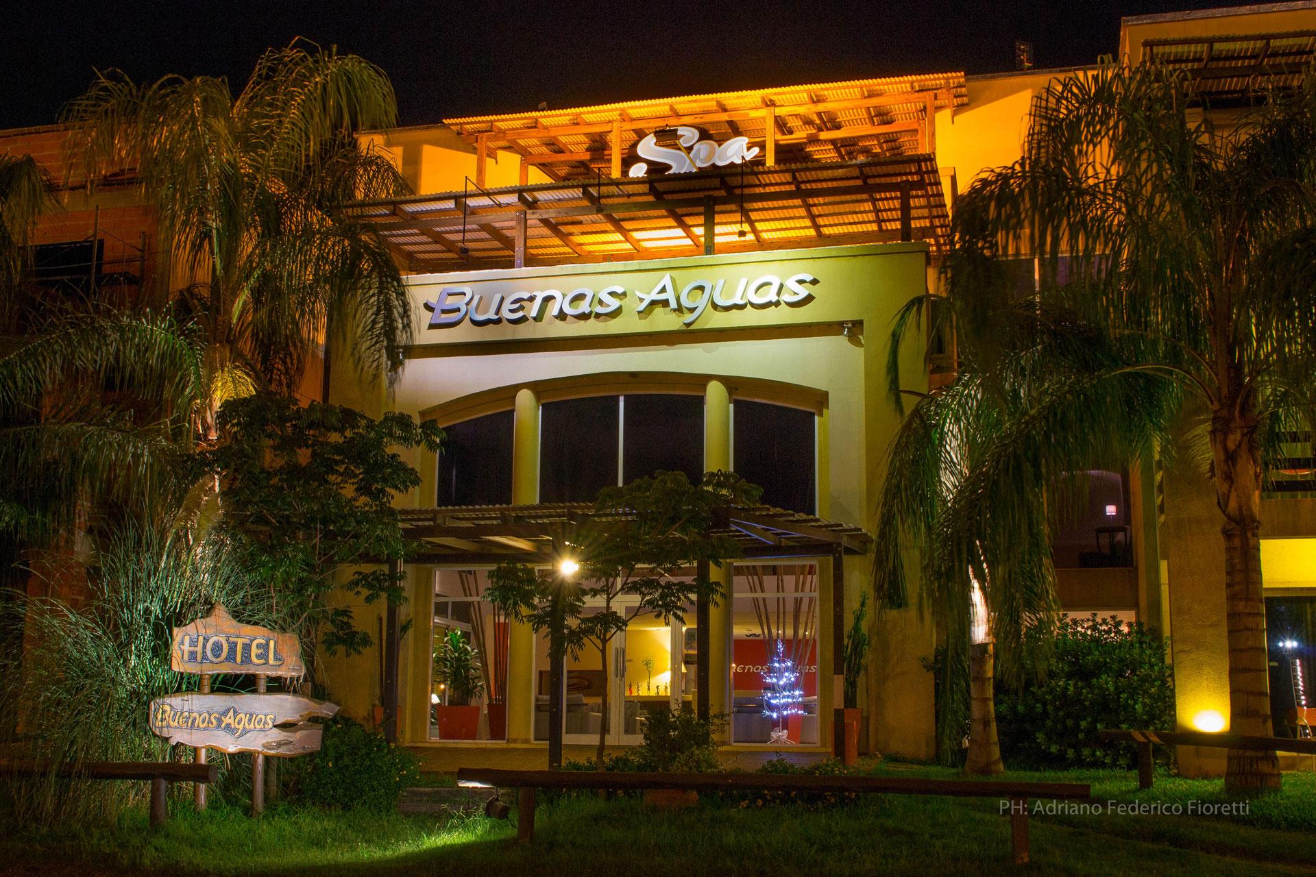 Hotel Buenas Aguas Chajari